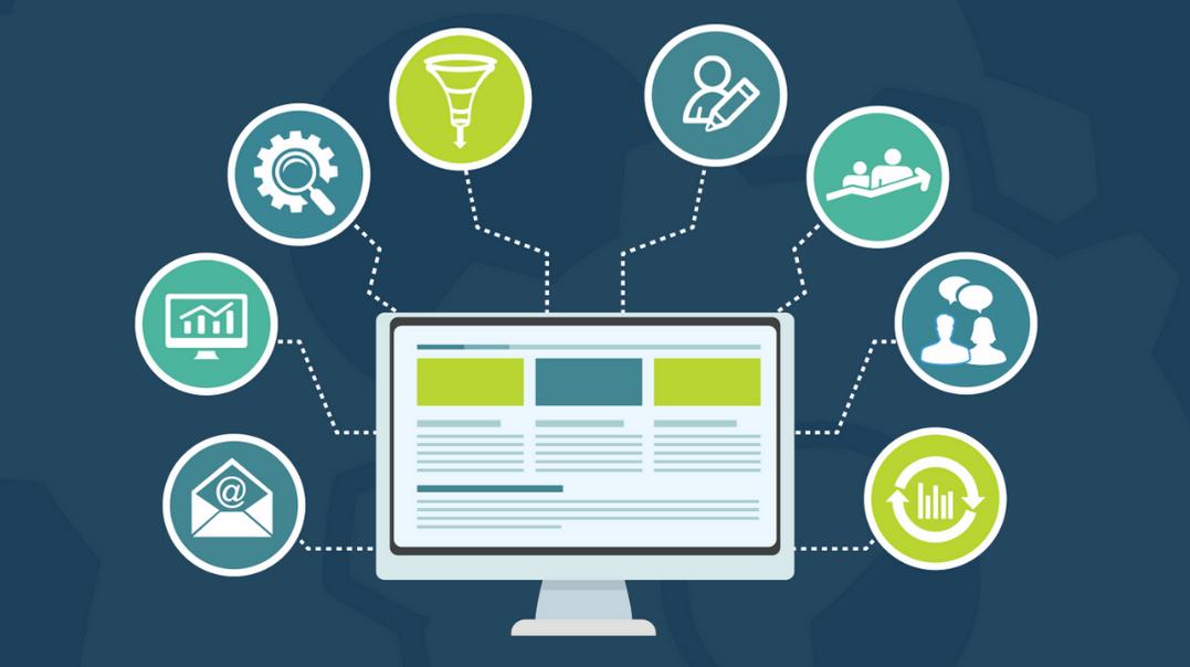 Essential areas of digital marketing